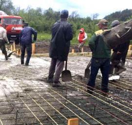 Купить готовый бетон для фундамента с доставкой шприц строительный для раствора своими руками