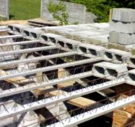 Перекрытия из керамзитобетона купить бетон в глазове