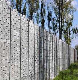 Забор из бетона купить в туле стоимость раствора бетона