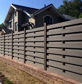 Купить забор из бетона тюмень прочность строительного раствора одинакового состава получается выше на